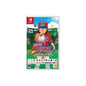 Game Soft (Nintendo Switch) / プロ野球 ファミスタ エボリューション  〔GAME〕 hmv