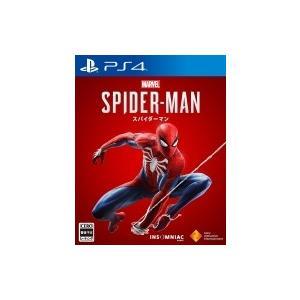 Game Soft (PlayStation 4) / Marvel's Spider-Man  〔GAME〕|hmv