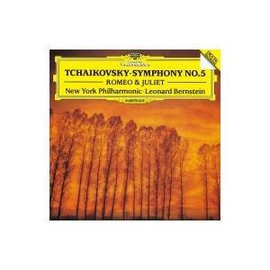 Tchaikovsky チャイコフスキー / 交響曲第5番、『ロメオとジュリエット』 レナード・バー...