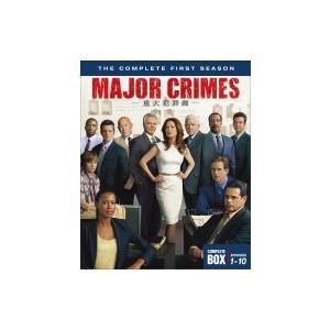 MAJOR CRIMES 〜重大犯罪課〜 <ファースト>(3枚組/1〜10話収録)  〔DVD〕|hmv