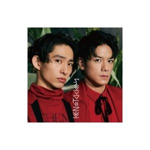 KEN☆Tackey / 逆転ラバーズ 【初回盤B】(+DVD)  〔CD Maxi〕|hmv