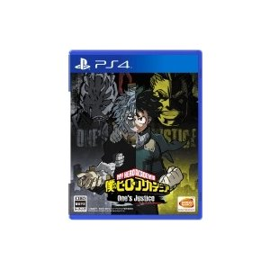 Game Soft (PlayStation 4) / 【PS4】僕のヒーローアカデミア One's Justice  〔GAME〕|hmv