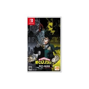 Game Soft (Nintendo Switch) / 【Nintendo Switch】僕のヒーローアカデミア One's Justice  〔GAME〕|hmv