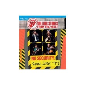 Rolling Stones ローリングストーンズ / From The Vault:  No Security - San Jose 1999 (Blu-ray)  〔BLU-RAY DISC〕|hmv