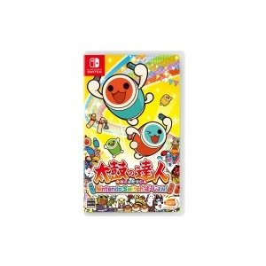 Game Soft (Nintendo Switch) / 太鼓の達人 Nintendo Switchば〜じょん!  〔GAME〕|hmv
