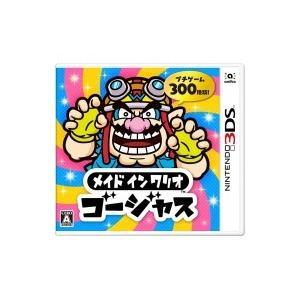 ニンテンドー3DSソフト / メイド イン ワリオ ゴージャス  〔GAME〕|hmv
