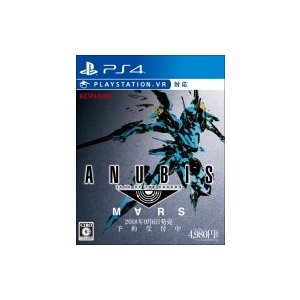 Game Soft (PlayStation 4) / ANUBIS ZONE OF THE ENDERS :  M∀RS 通常版  〔GAME〕 hmv