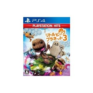 Game Soft (PlayStation 4) / リトルビッグプラネット3 PlayStation Hits  〔GAME〕|hmv
