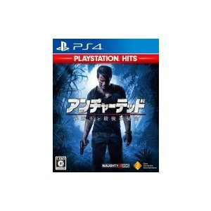Game Soft (PlayStation 4) / アンチャーテッド 海賊王と最後の秘宝 PlayStation Hits  〔GAME〕|hmv
