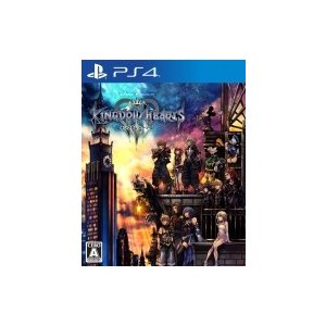 Game Soft (PlayStation 4) / キングダム ハーツIII  〔GAME〕|hmv