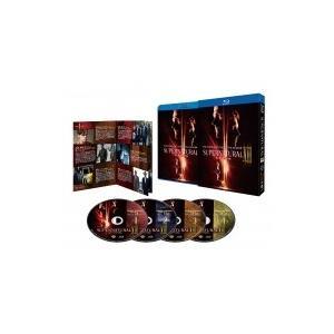 SUPERNATURAL XIII <サーティーン・シーズン> ブルーレイ コンプリート・ボックス(4枚組)  〔BLU-RAY DISC〕|hmv