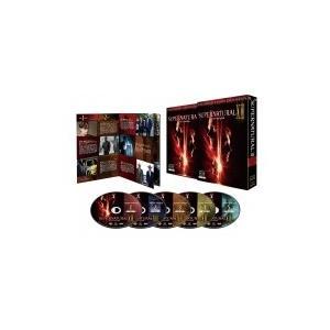 SUPERNATURAL XIII <サーティーン・シーズン>DVD コンプリート・ボックス(5枚組)  〔DVD〕|hmv