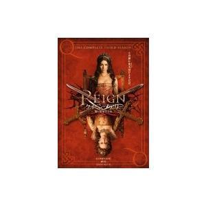 REIGN / クイーン・メアリー 〜愛と欲望の王宮〜 <サード・シーズン>DVDコンプリート・ボックス(4枚組)  〔|hmv