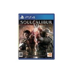 Game Soft (PlayStation 4) / SOULCALIBUR VI  〔GAME〕|hmv