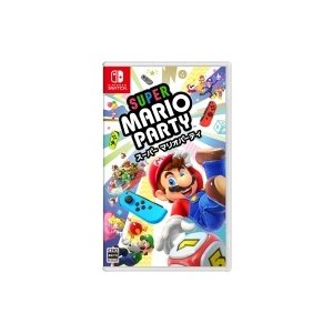 Game Soft (Nintendo Switch) / スーパー マリオパーティ  〔GAME〕|hmv