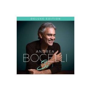 Andrea Bocelli アンドレアボチェッリ / Si [Deluxe Edition] 輸入盤 〔CD〕