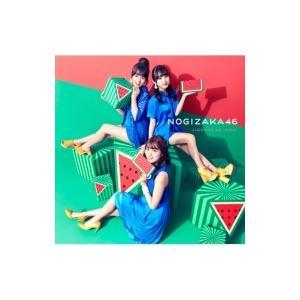 乃木坂46 / ジコチューで行こう! 【初回仕様限定盤 TYPE-B】(+DVD)  〔CD Maxi〕|hmv