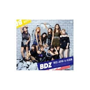 TWICE / BDZ 【初回限定盤B】 (CD+DVD)  〔CD〕|hmv