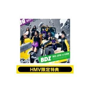 TWICE / 《特典ポスター付き》 BDZ 【初回限定盤A】 (CD+DVD) 〔CD〕