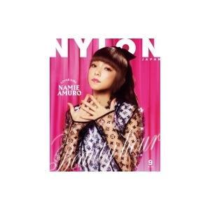 NYLON JAPAN (ナイロンジャパン) 2018年 9月号 / NYLON JAPAN編集部  〔雑誌〕|hmv