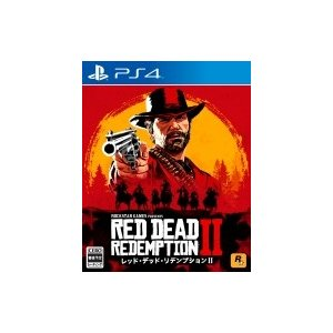 Game Soft (PlayStation 4) / レッド・デッド・リデンプション2 通常版  〔GAME〕|hmv