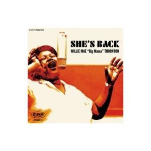 Big Mama Thornton / She's Back! <紙ジャケット> 国内盤 〔CD〕|hmv