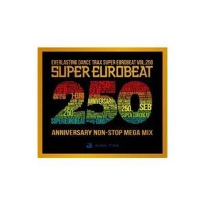 オムニバス(コンピレーション) / Super Eurobeat Vol.250 (3CD) 国内盤 〔CD〕|hmv