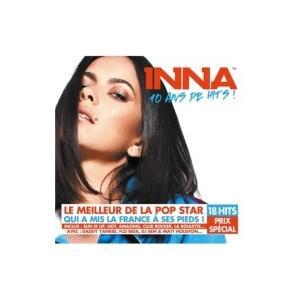 Inna / 10 Years Of Hits 輸入盤 〔CD〕|hmv