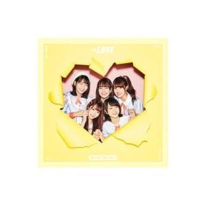 =LOVE / Want you! Want you! 【初回仕様限定盤 TYPE-B】  〔CD Maxi〕|hmv