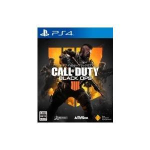 Game Soft (PlayStation 4) / コール オブ デューティ ブラックオプス 4  〔GAME〕|hmv