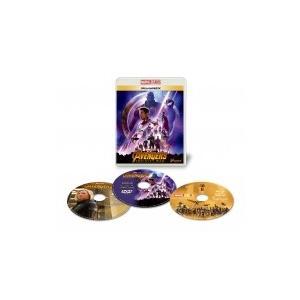 アベンジャーズ/インフィニティ・ウォー MovieNEX  〔BLU-RAY DISC〕