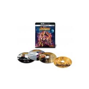 アベンジャーズ/インフィニティ・ウォー 4K UHD MovieNEX  〔BLU-RAY DISC〕 hmv