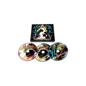 Def Leppard デフレパード / Hysteria (Remastered 2017) 【デラックス・エディション】 (3CD) 国内盤 〔CD〕|hmv