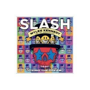 Slash スラッシュ / Living The Dream 国内盤 〔SHM-CD〕|hmv