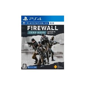 Game Soft (PlayStation 4) / Firewall Zero Hour ※PlaystationVR専用ソフト  〔GAME〕|hmv