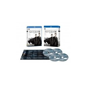 GOTHAM / ゴッサム <フォース・シーズン>ブルーレイ コンプリート・ボックス(4枚組)  〔BLU-RAY DISC〕 hmv