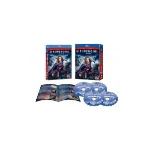 SUPERGIRL / スーパーガール <サード・シーズン>ブルーレイ コンプリート・ボックス(4枚組)  〔BLU-RAY DISC〕|hmv