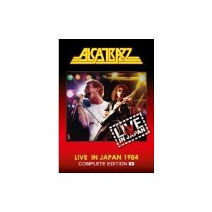 Alcatrazz アルカトラス / Live In Japan 1984 Complete Edition 【初回限定盤】 (Blu-ray+2CD)  〔BLU-RAY DISC〕|hmv