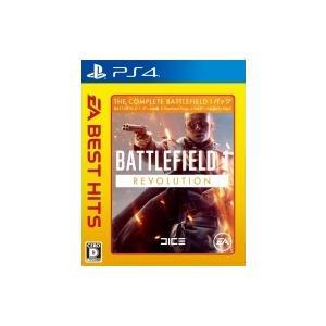 Game Soft (PlayStation 4) / EA BEST HITS バトルフィールド1 Revolution Edition  〔GAME〕|hmv
