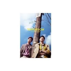 東方神起 / TOMORROW 【初回生産限定盤】 (CD+DVD)  〔CD〕|hmv