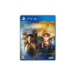Game Soft (PlayStation 4) / シェンムー I&II 通常版  〔GAME〕|hmv