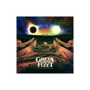 Greta Van Fleet / Anthem Of The Peaceful Army 国内盤 〔CD〕|hmv