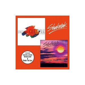 Shakatak シャカタク / Street Level  /  Under The Sun (2CD) 輸入盤 〔CD〕|hmv