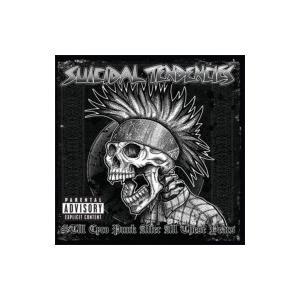 Suicidal Tendencies スーサイダルテンデンシーズ / Still Cyco Punk After All These Years 【限定セット CD+バンダナ: 紺】 輸|hmv