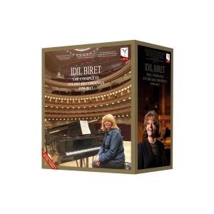 ピアノ作品集 / イディル・ビレット/誕生75年記念スタジオ録音全集 1959-2017(130CD) 輸入盤 〔CD〕
