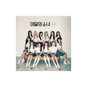 LOOΠΔ (今月の少女) / 1st Mini Album: + + 【限定盤】 (A-VER.) 〔CD〕