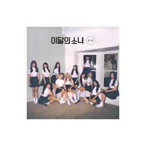LOOΠΔ (今月の少女) / 1st Mini Album: + + (A-VER.) 〔CD〕
