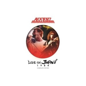 Alcatrazz アルカトラス / Live In Japan 1984 - Complete Edition (2CD+Blu-ray) 輸入盤 〔CD〕