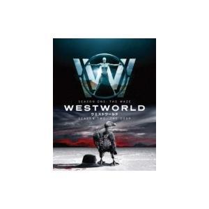 【初回限定生産】ウエストワールド<ファースト  &  セカンドシーズン>ブルーレイボックス(6枚組)  〔BLU-R|hmv