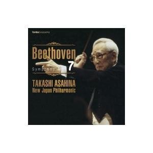 Beethoven ベートーヴェン / 交響曲第7番 朝比奈 隆&新日本フィル(1998)  〔Hi Quality CD〕 hmv